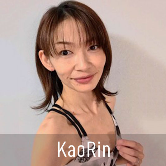 INSTRUCTOR KaoRin